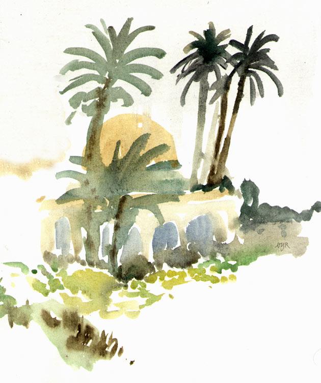 Palmer, Marokko